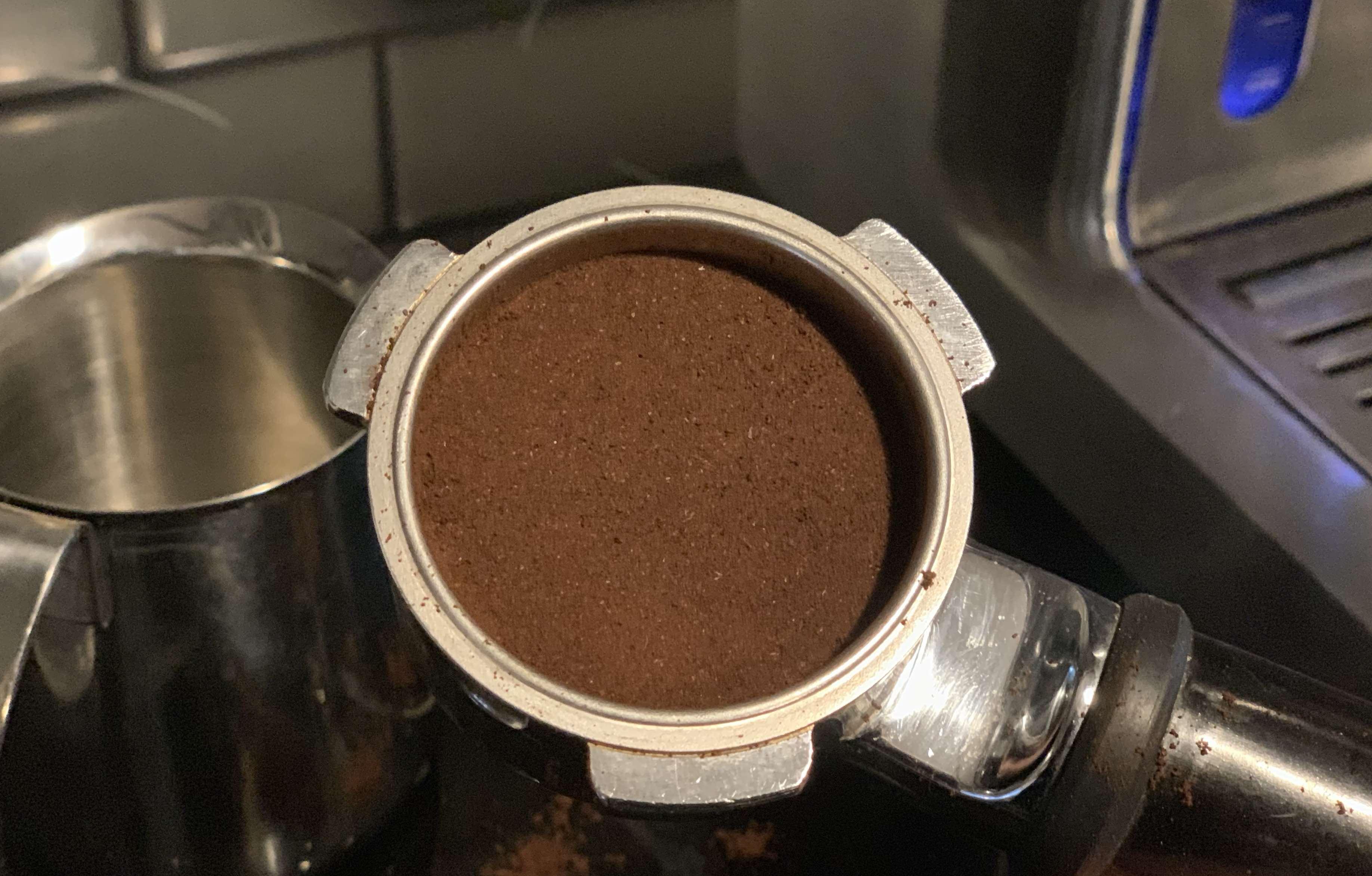 espresso machine how to make espresso shot