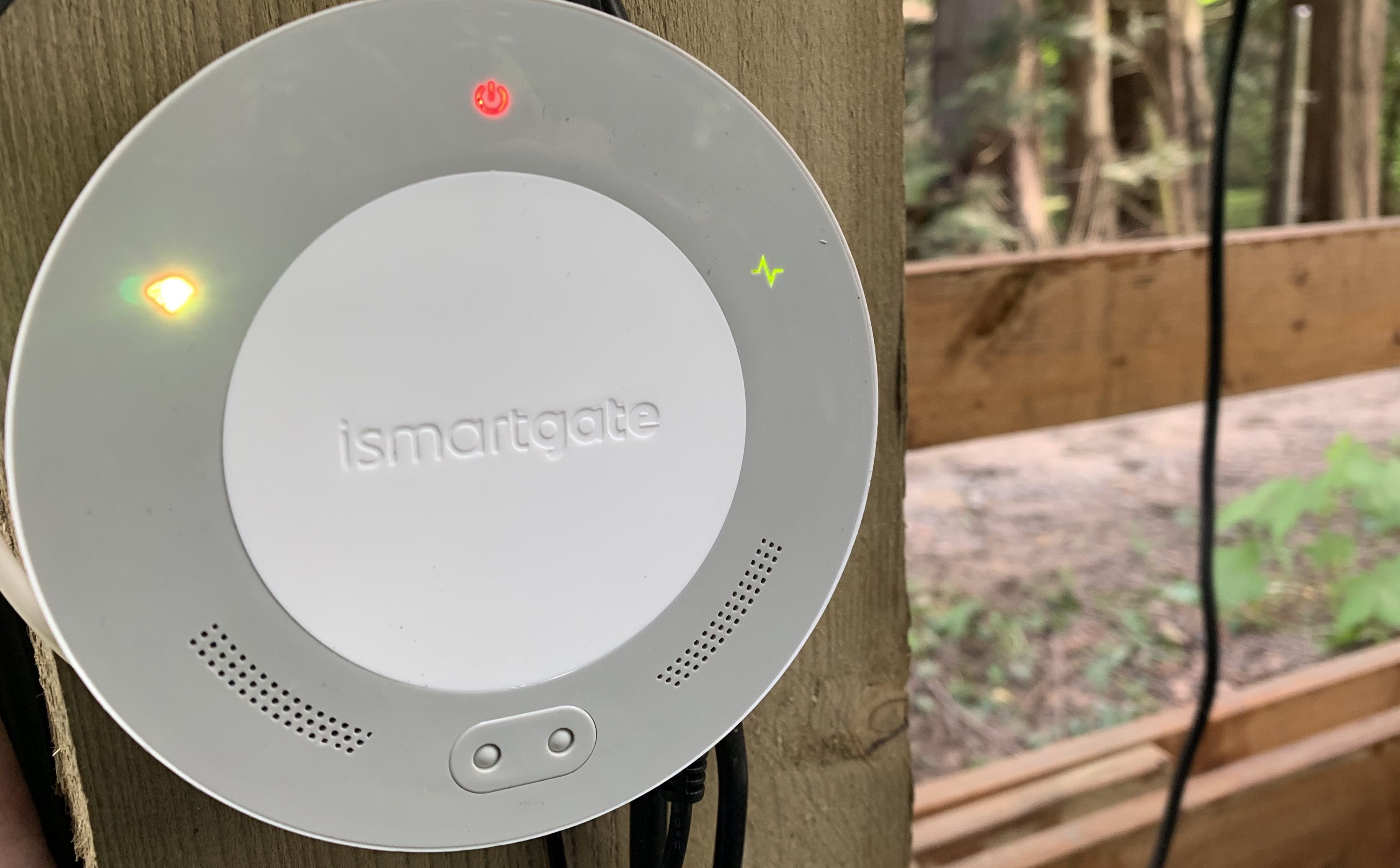 ismartgate LITE Wi-Fi connectivity