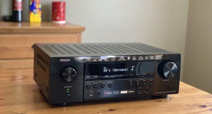 Denon AVR-S750H review