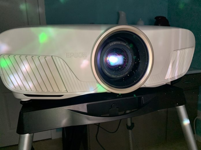 epson home cinema, 4010, home theatre, projector, review