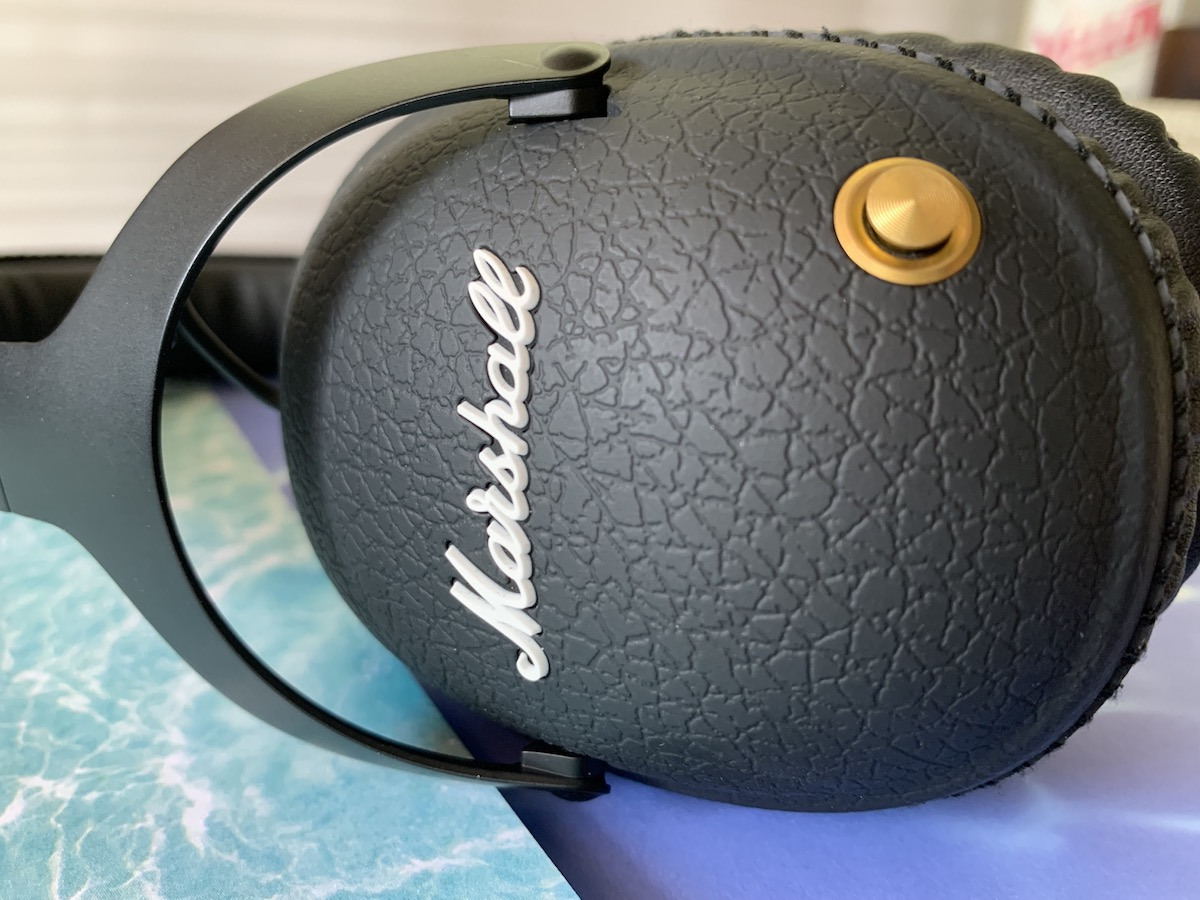 marshall bluetooth, headphones, review, monitor