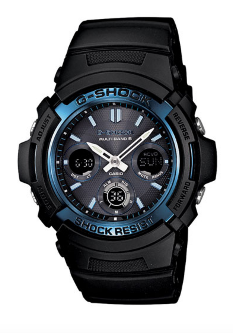 G-Shock watch enter to win