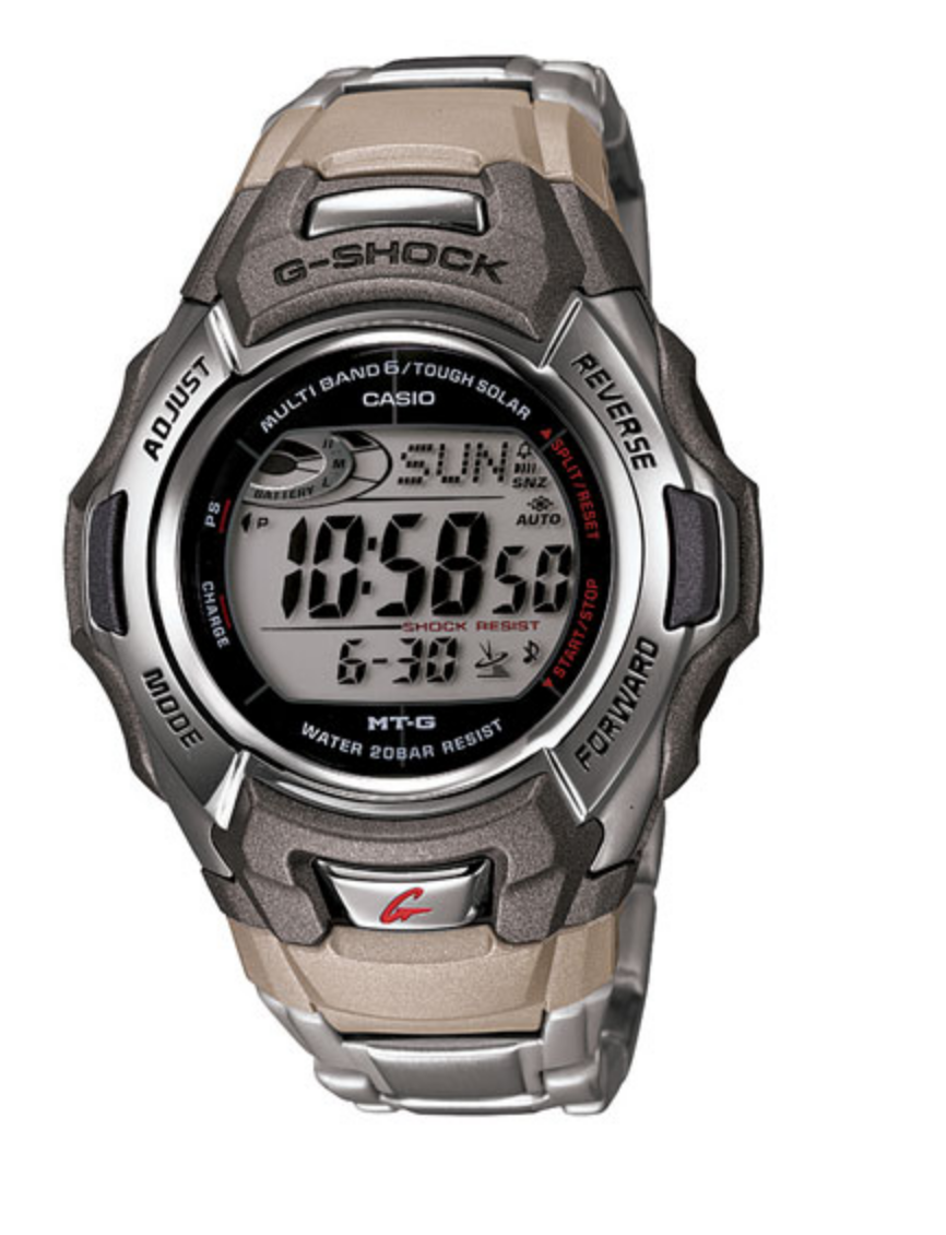 Enter to win a G-Shock watch Best Buy