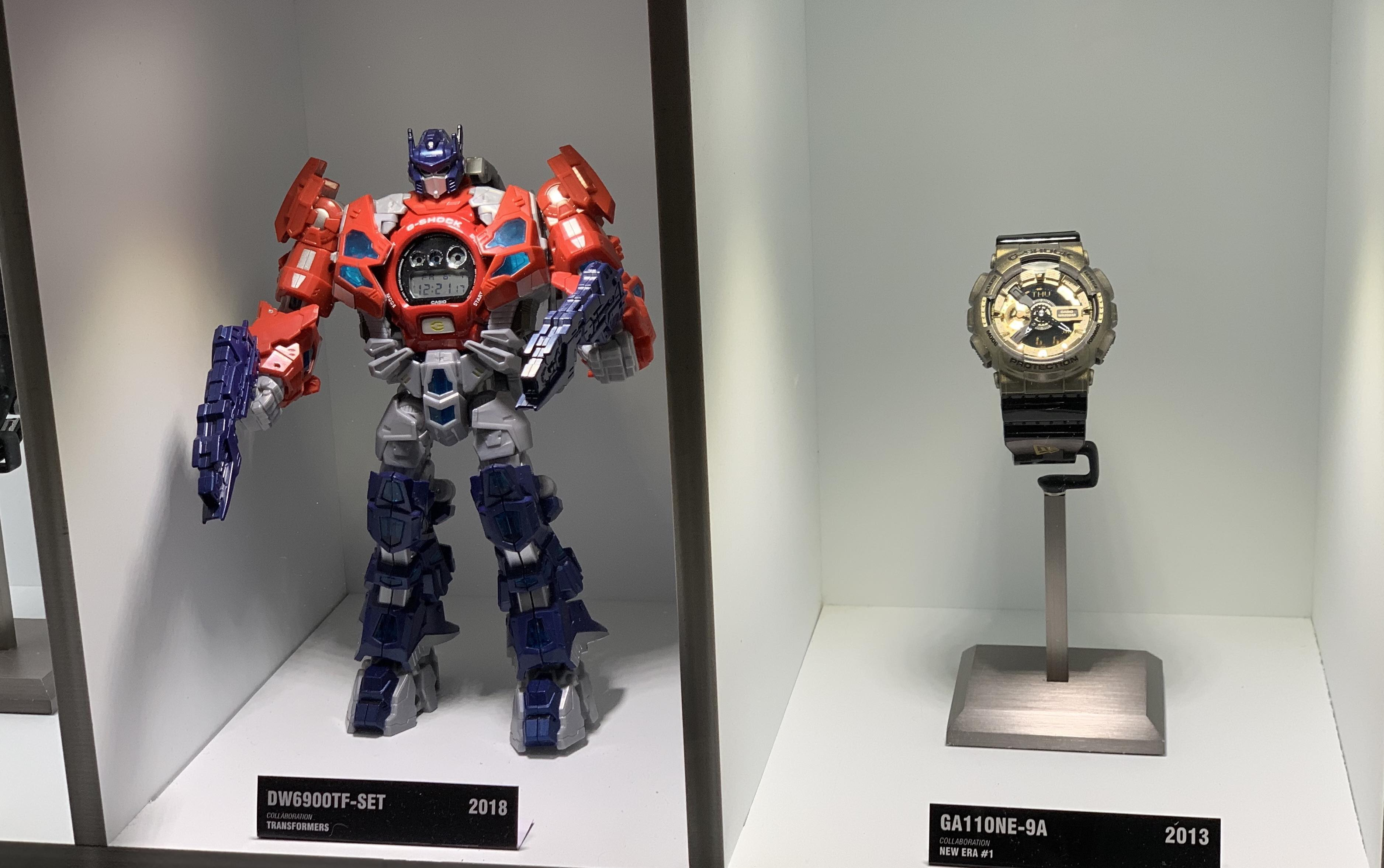 Transformer G-Shock Watch