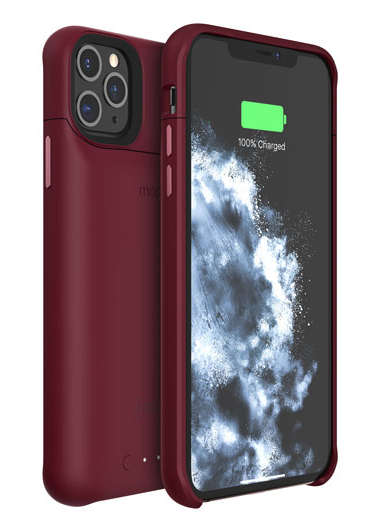 mophie Juice Pack Access Battery Case for iPhone 11 Pro Max - Red