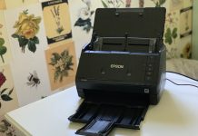 Epson ES-400 Document Scanner Review