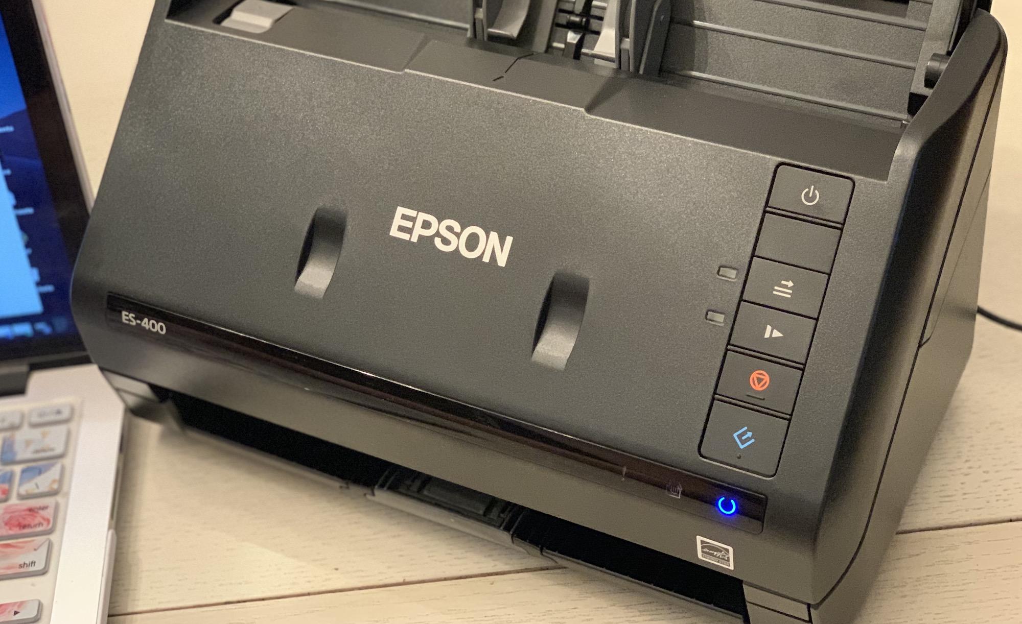 Epson ES-400 options