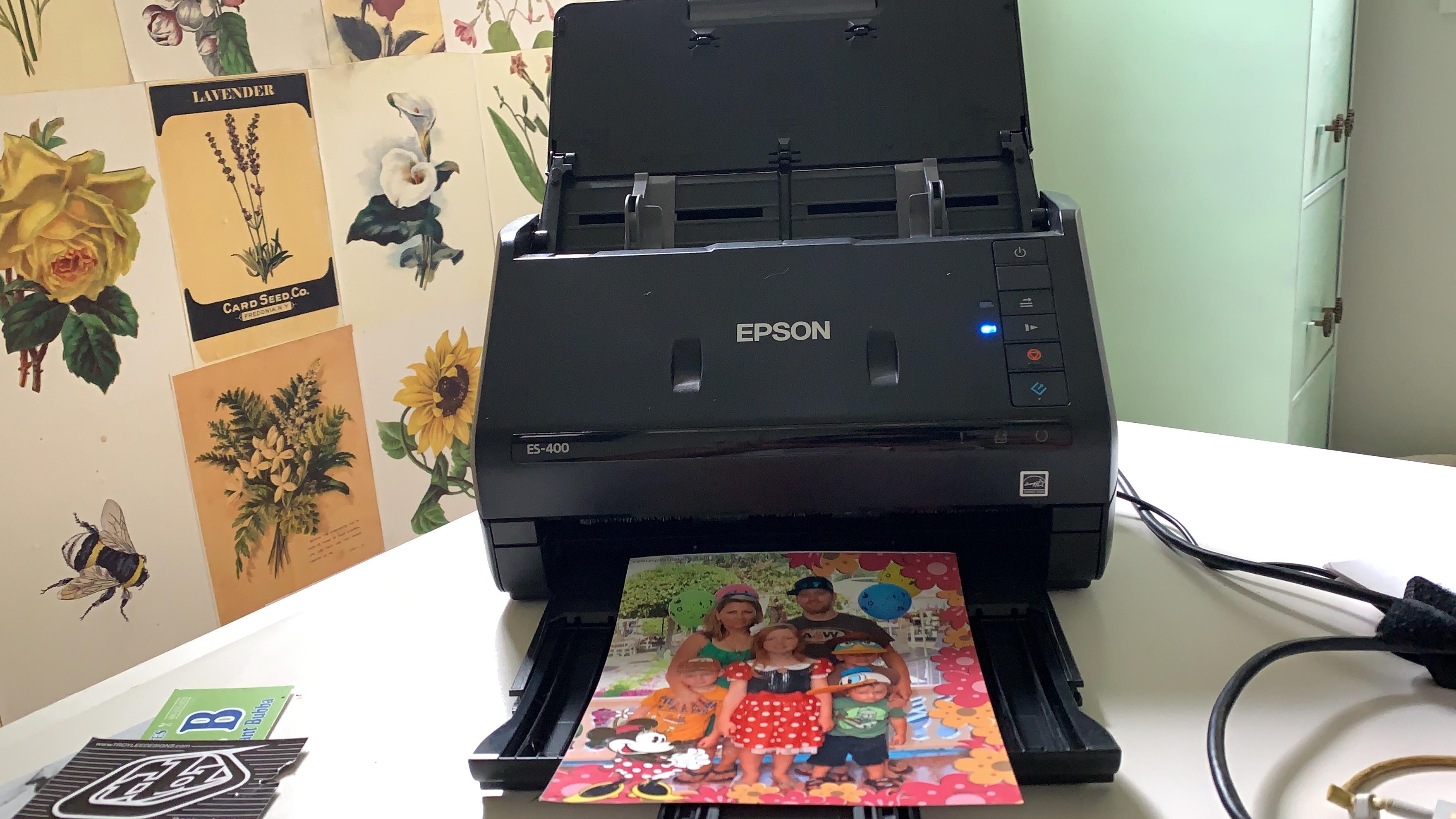 Epson ES-400 review