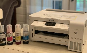 Epson EcoTank ET-2760 All-In-One Supertank Inkjet Printer Review