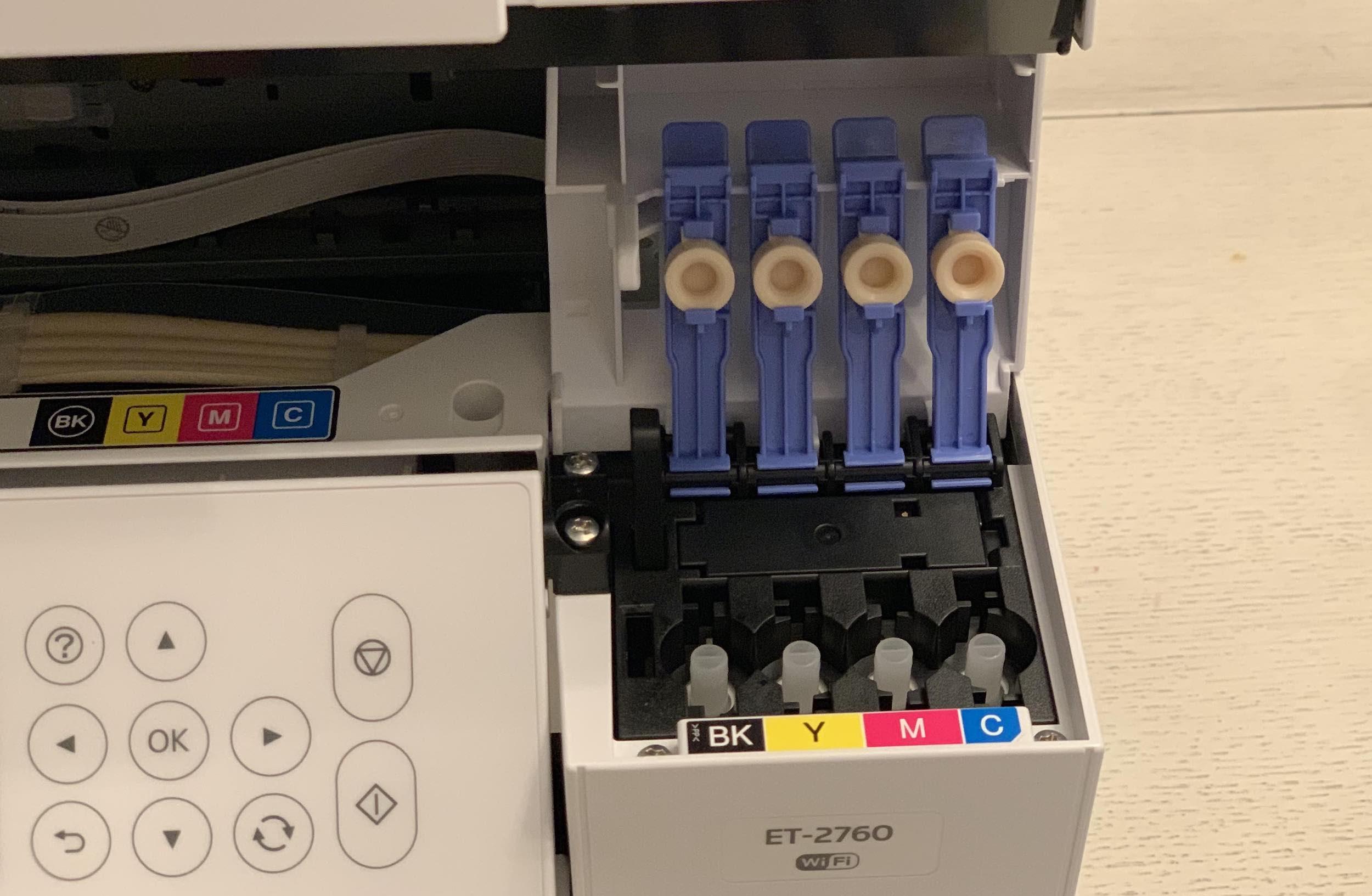 Epson EcoTank Inkjet Printer Review