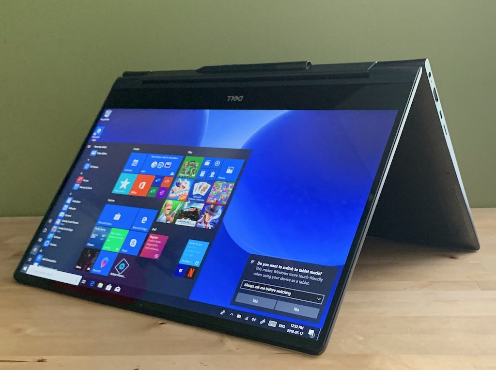Dell inspiron 7590 review