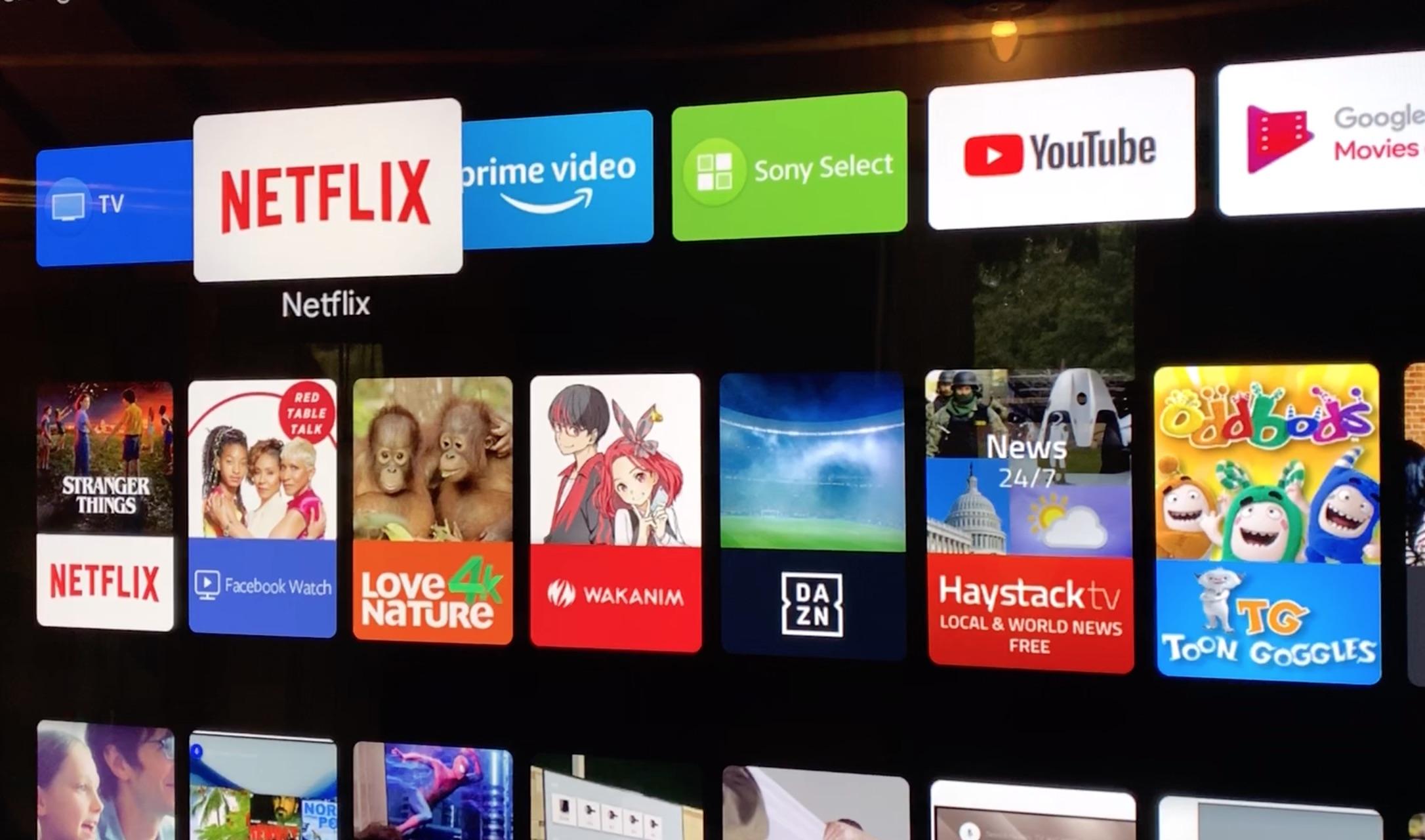 Netflix TV Calibration