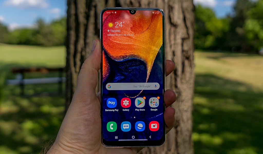 Samsung Galaxy A50 Review Best Buy Blog