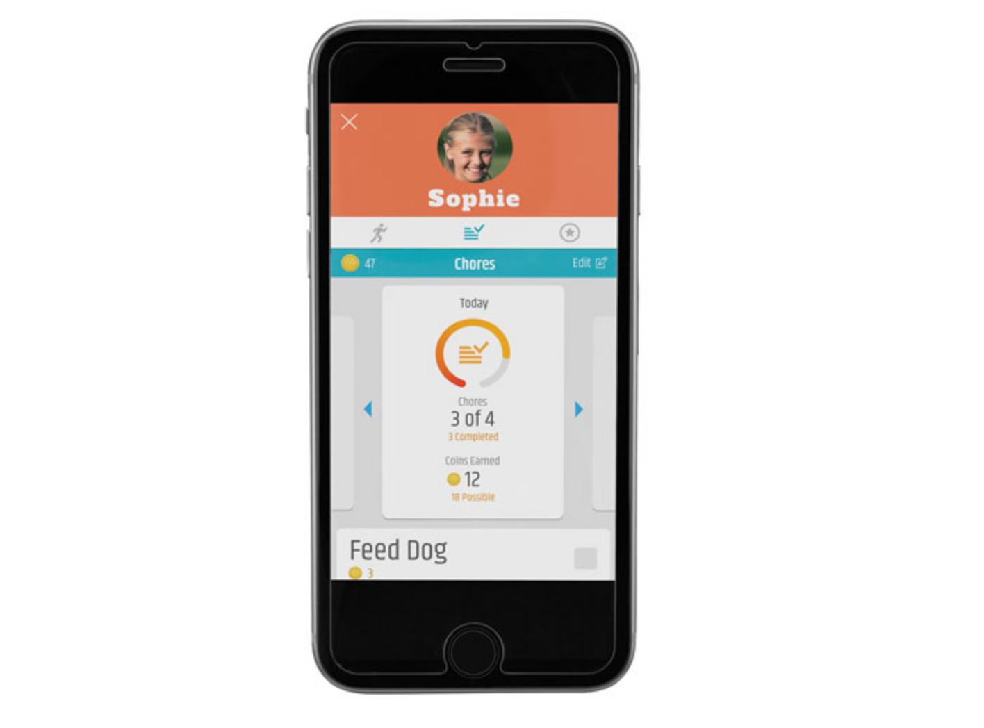 kid's fitness tracker app