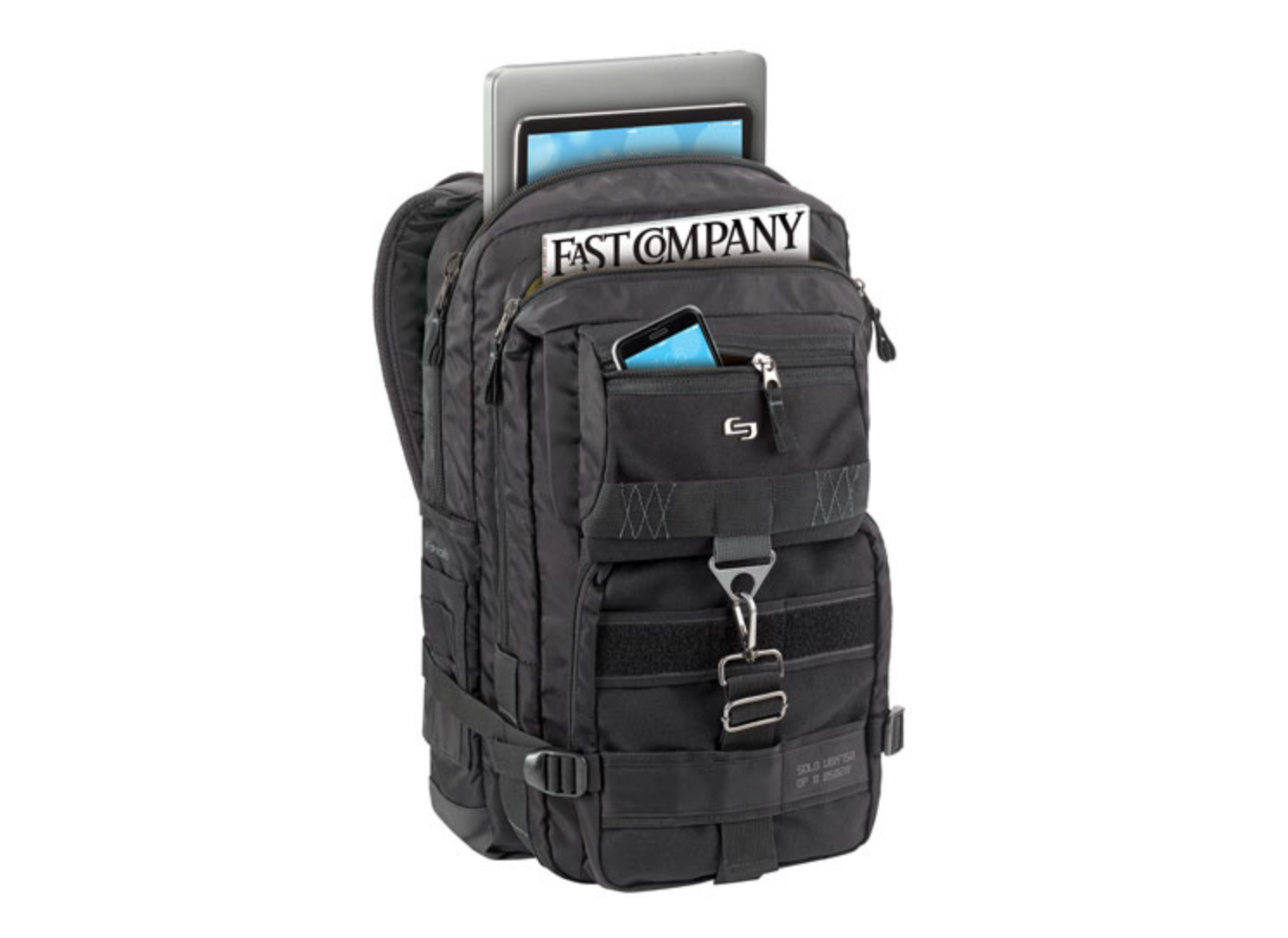 Utility backpacks for multi-tasking