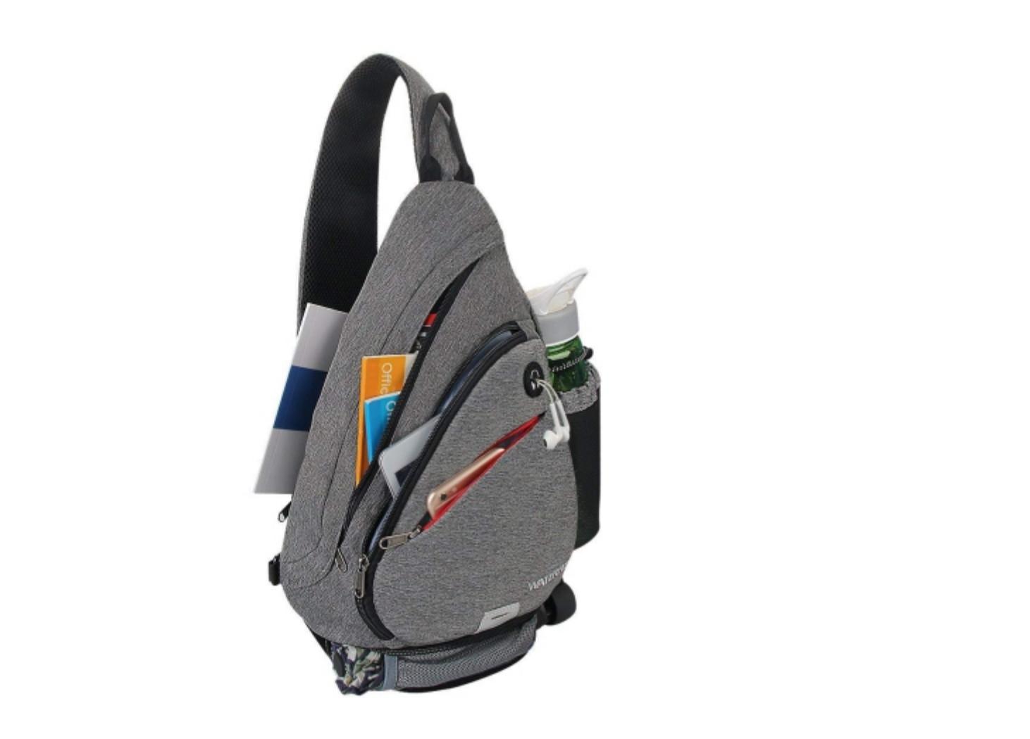 sling backpacks for school and weekends