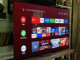 Sony A8G OLED TV Review