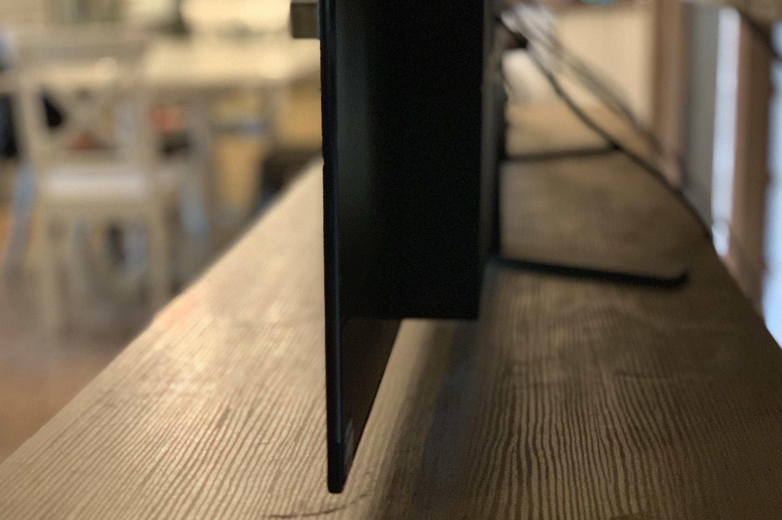 Sony A8G thin profile
