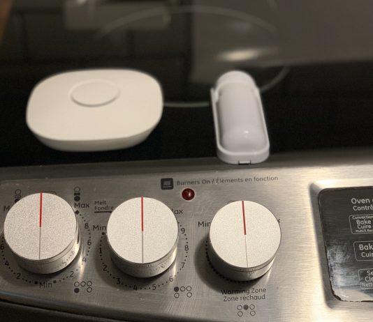 Toch Smarturns stove safety kit