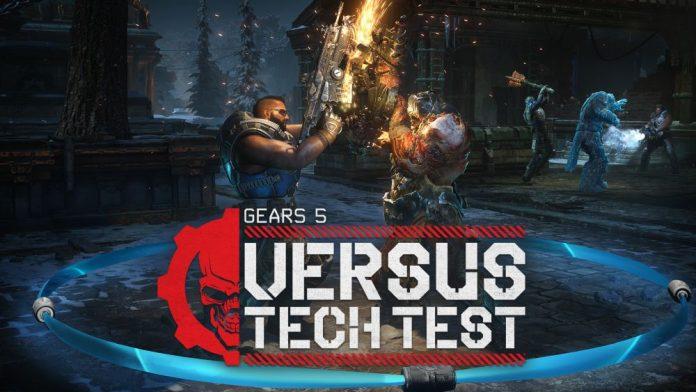 Gears 5 Technical Test