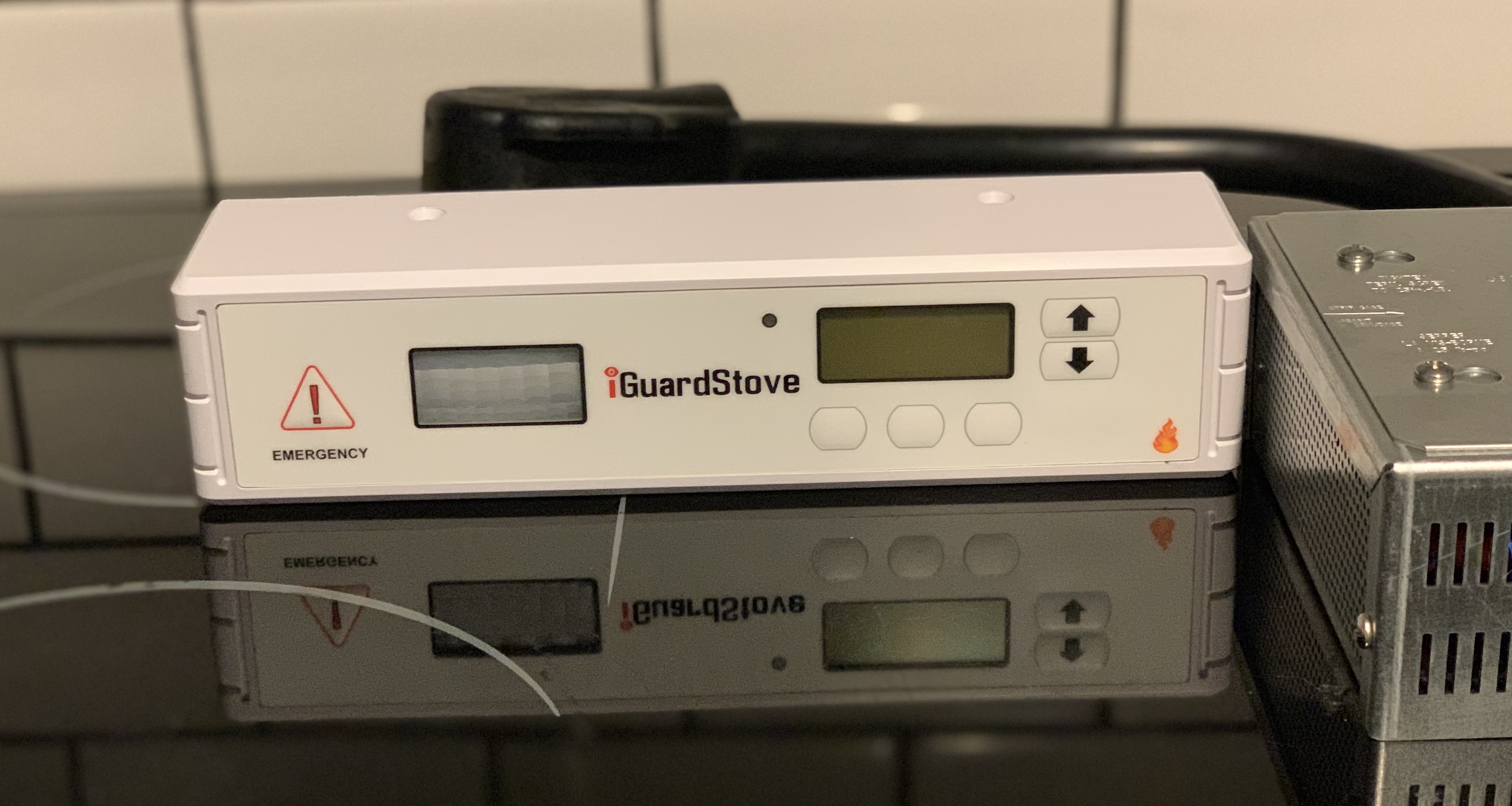 iGuardStove install review