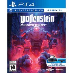 Wolfenstein: Cyberpilot (VR) review | Best Buy Blog