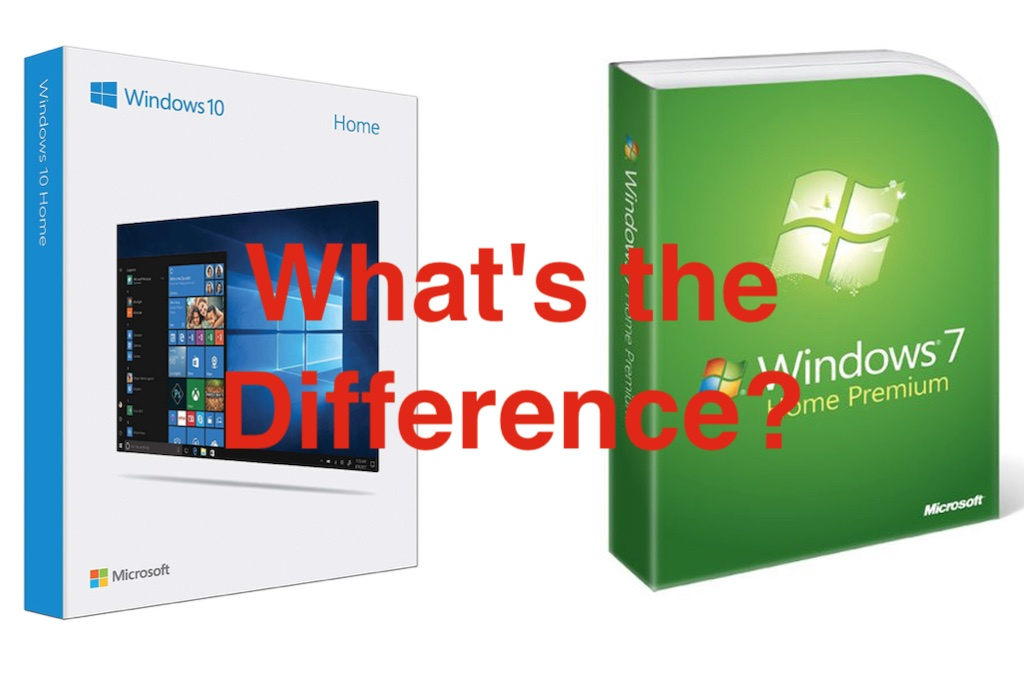 What Is The Difference Between Windows 7 And Windows 10 Best Buy Blog