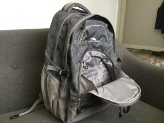 "High Sierra Access 2.0 17"" Laptop Day Backpack"