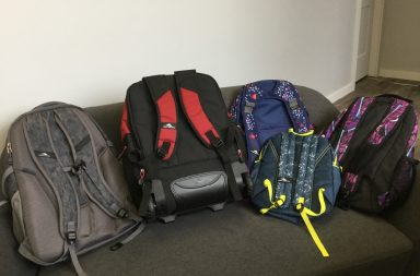 High Sierra Backpacks Backs