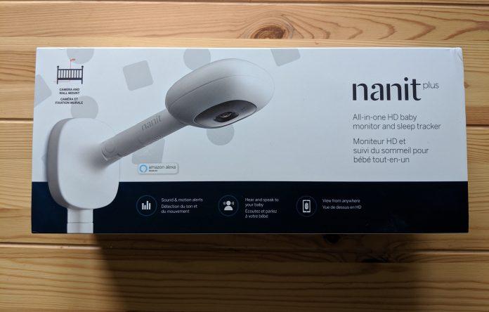 Nanit Plus Video Baby Monitor and Sleep Tracker