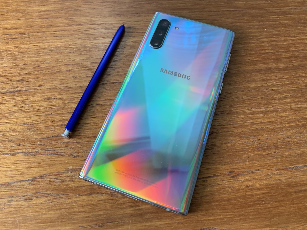 Samsung Note10, students, back to school, features