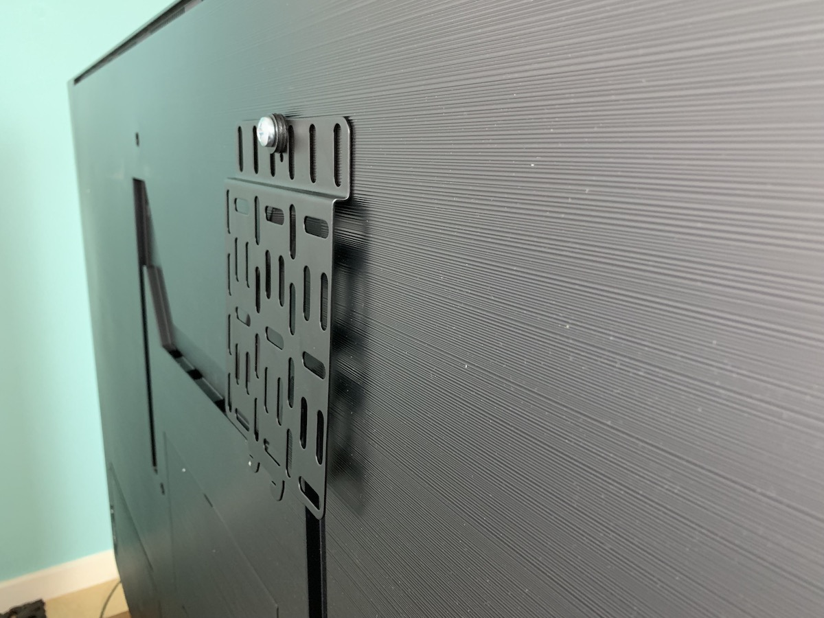 panneau pour appareil de diffusion en continu de Sanus