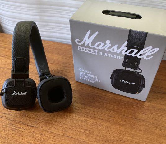 marshall major III, on ear wireless, headphones, how to, quality