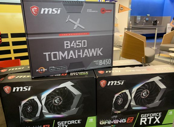 MSI NVidia GeForce for back to school