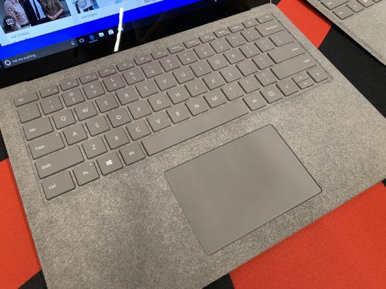 Microsoft Surface Alcantara