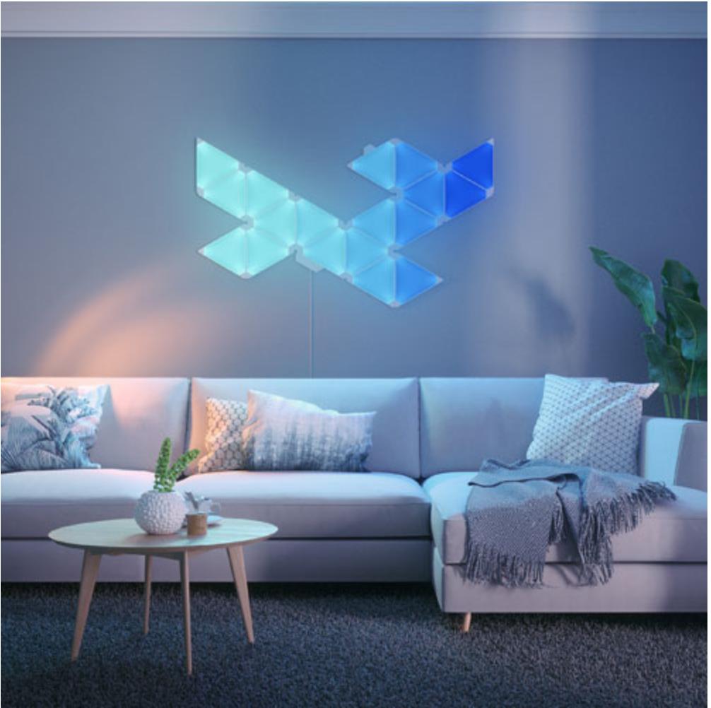 smart lighting for dorm room