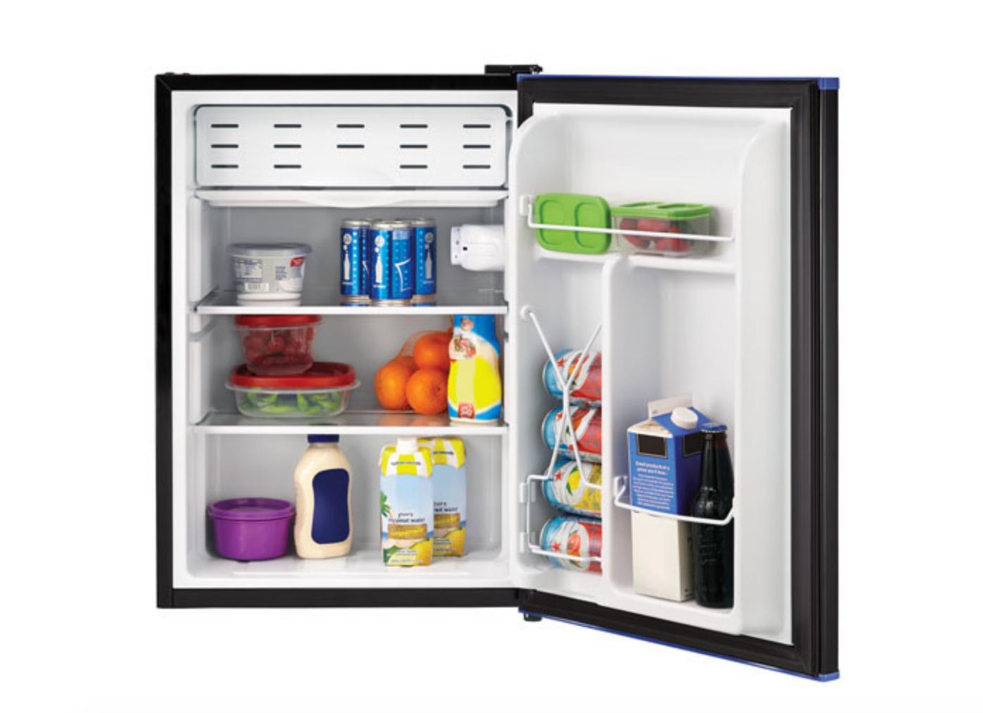 dorm room mini fridge