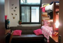 ultimate dorm room checklist