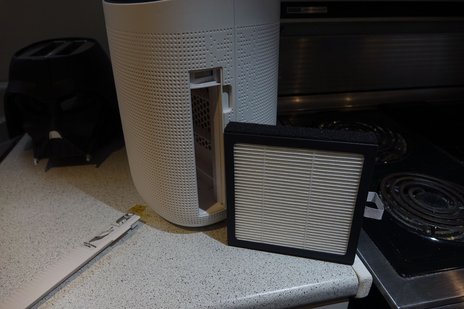 js vanguard air filter