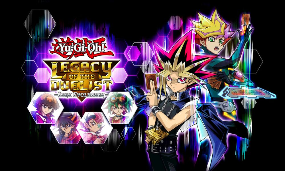 Yugioh legacy of the duelist card list