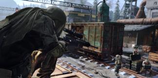 Modern Warfare beta