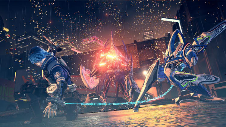 Astral Chain review on Nintendo Switch | Best Buy Blog