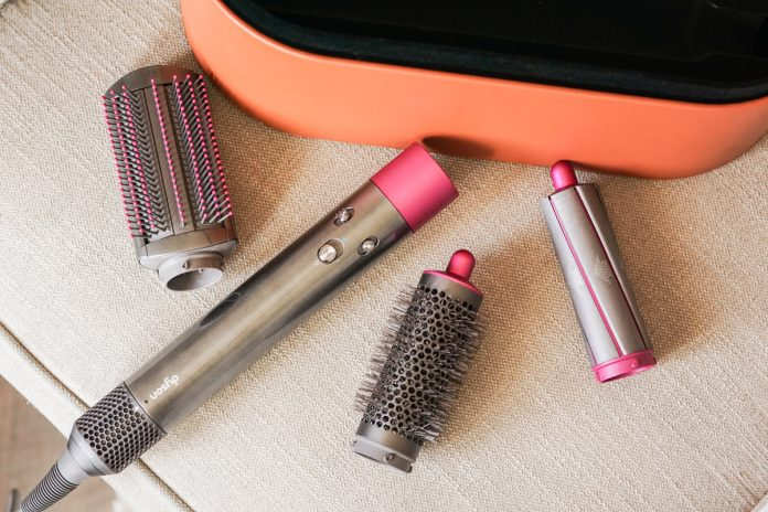 Dyson Airwrap Complete Collection Curling Iron-5