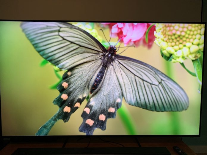 Samsung, 8K tv, Q900R, review, ambient mode, upscaling