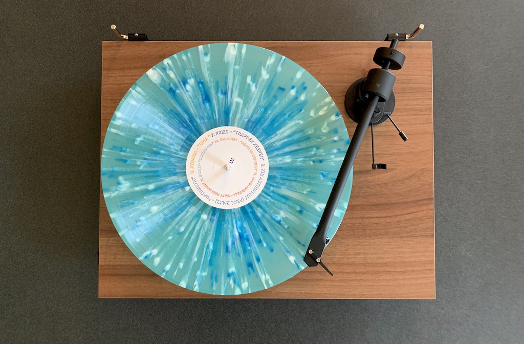 Pro-Ject T1-BTXW Belt Drive Turntable with Bluetooth review