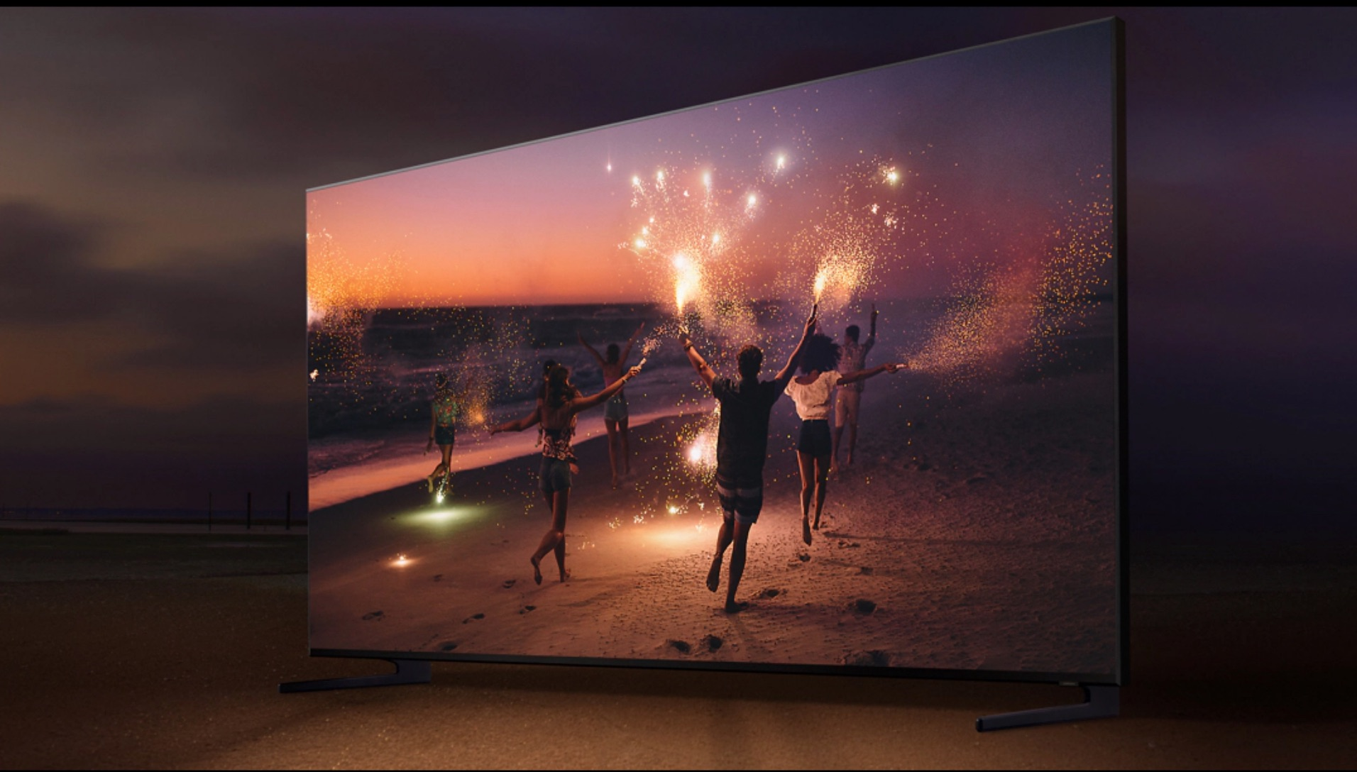 Samsung 8K TV for fall home theatre