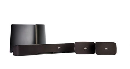 Polk Audio True Surround II Wireless 5.1 Channel Home Theatre System