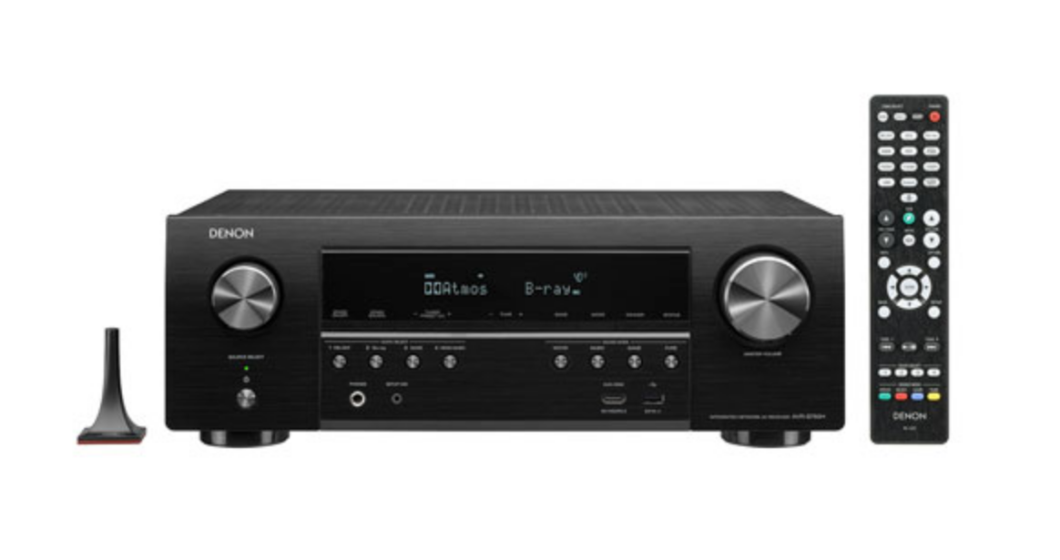 Receiver Best Buy