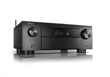 Denon AVR-X4500H 9.2 Channel 4K Ultra HD Network AV Receiver