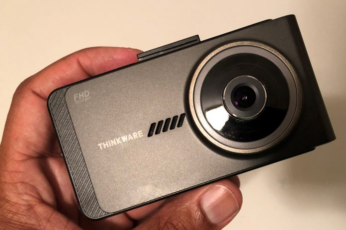 Thinkware X700 Unboxed Front Camera